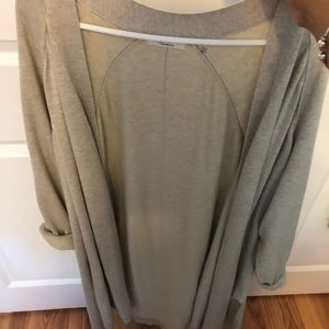 89th & Madison Sweaters - 89th and Madison oversized long cardigan